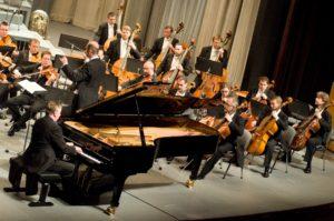 60. Piešťanský festival - SF, klavirista Marián Lapšanský. Foto: Archív DUP