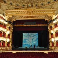 Bari Teatro Petruzzelli, Italy (Lúčnica 19.12.2013) 2