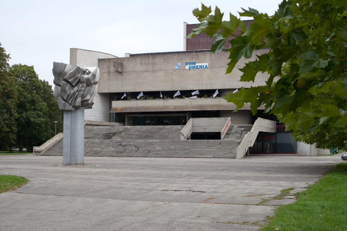 Dom umenia Pieštany. Foto: Ladislav Nova‡k