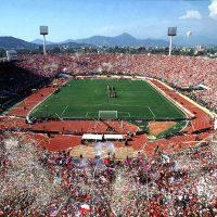 Estadio Nacional, Santiago de Chile (Lúčnica 17.7.1973)