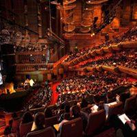 Hamer Hall Melbourne, Australia (Lúčnica, 8.10.2007)