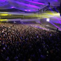 Incheba Expo arena Bratislava, Slovakia (13.12.2014)