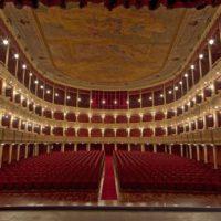 Lecce Teatro Politeama Greco, Italy (Lúčnica 18.12.2013)
