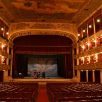Lecce Teatro Politeama Greco, Italy (Lúčnica 18.12.2013)2