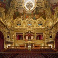 Opera de Monte-Carlo, Monaco (Lúčnica, 10.11.2011)