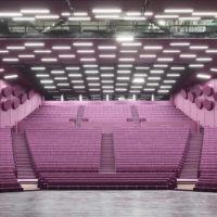 PMC Salle Schweitzer Strasbourg, France (Lúčnica 23.11.2016)