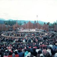 Východná amfiteáter, Slovakia (Lúčnica, 5.7.1994)