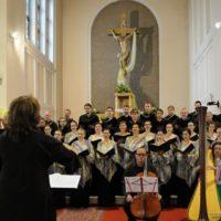 Koncert duchovnej hudby z Cyrilometodských dní 2014 v Terchovej