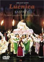 DVD Lúčnica - Karpaty