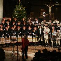 Vianočný koncert v Katedrále sv. Martina - 15.12.2007