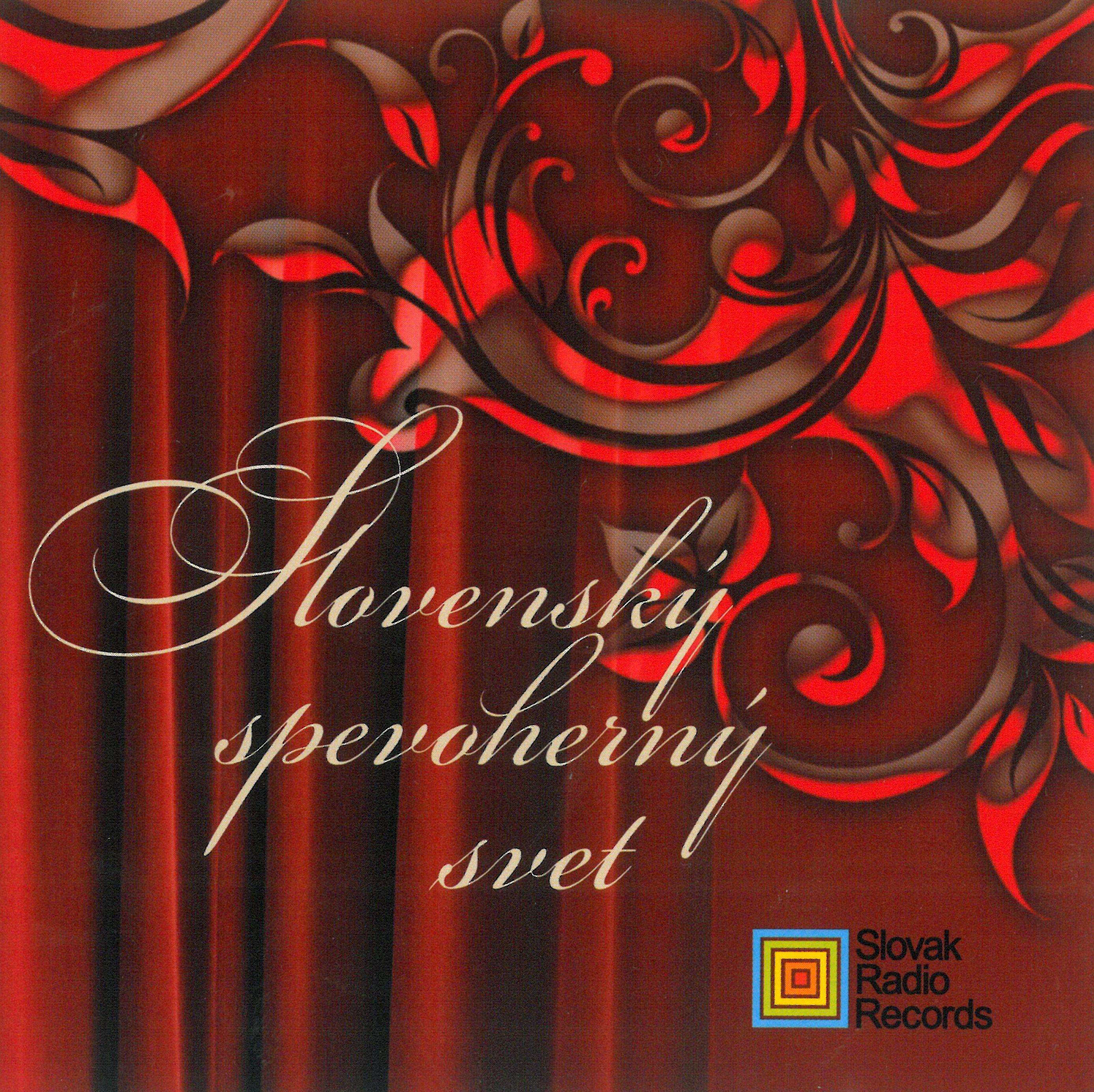 CD Slovenský spevoherný svet