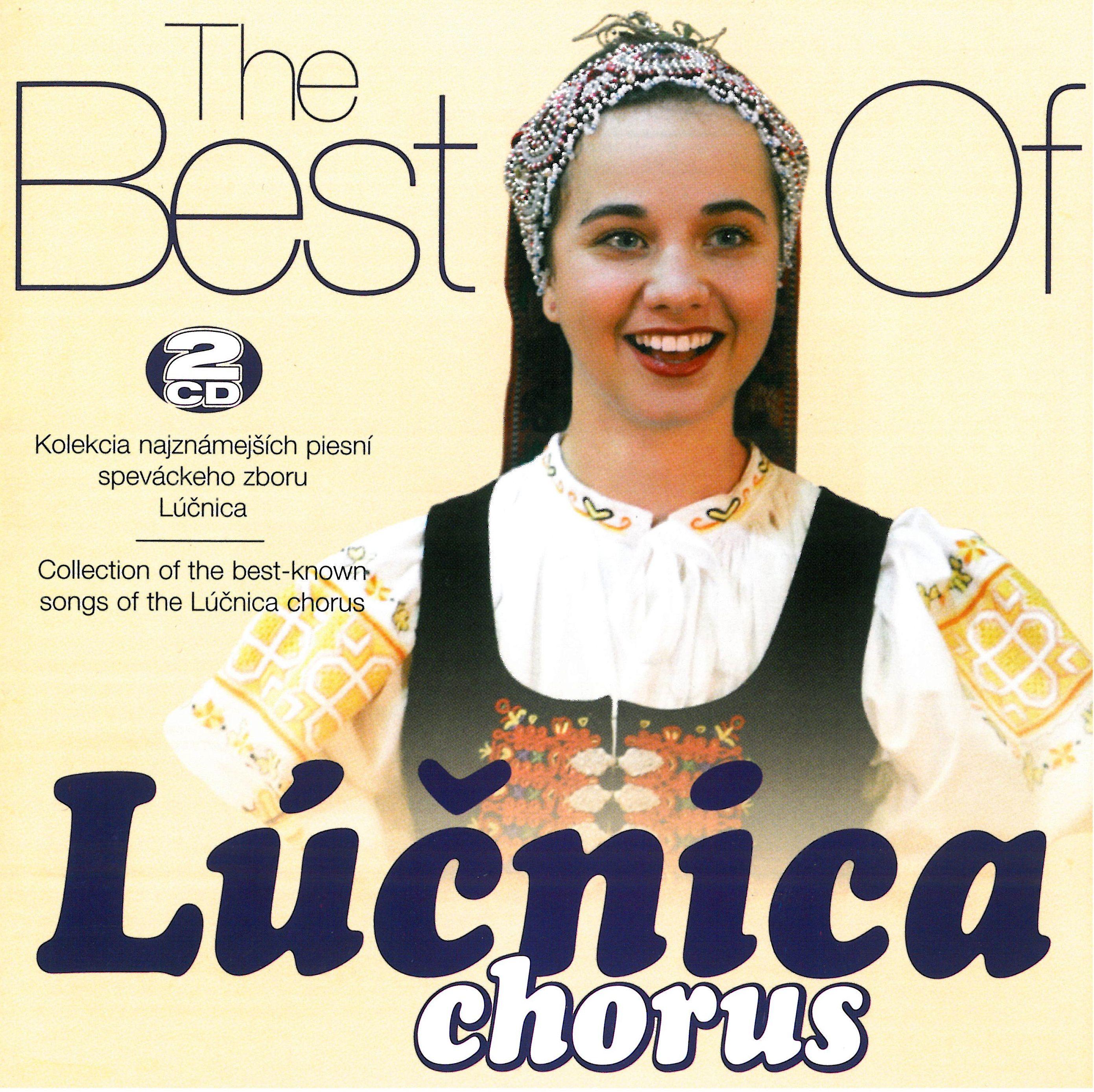 CD The Best Of Lúčnica Chorus