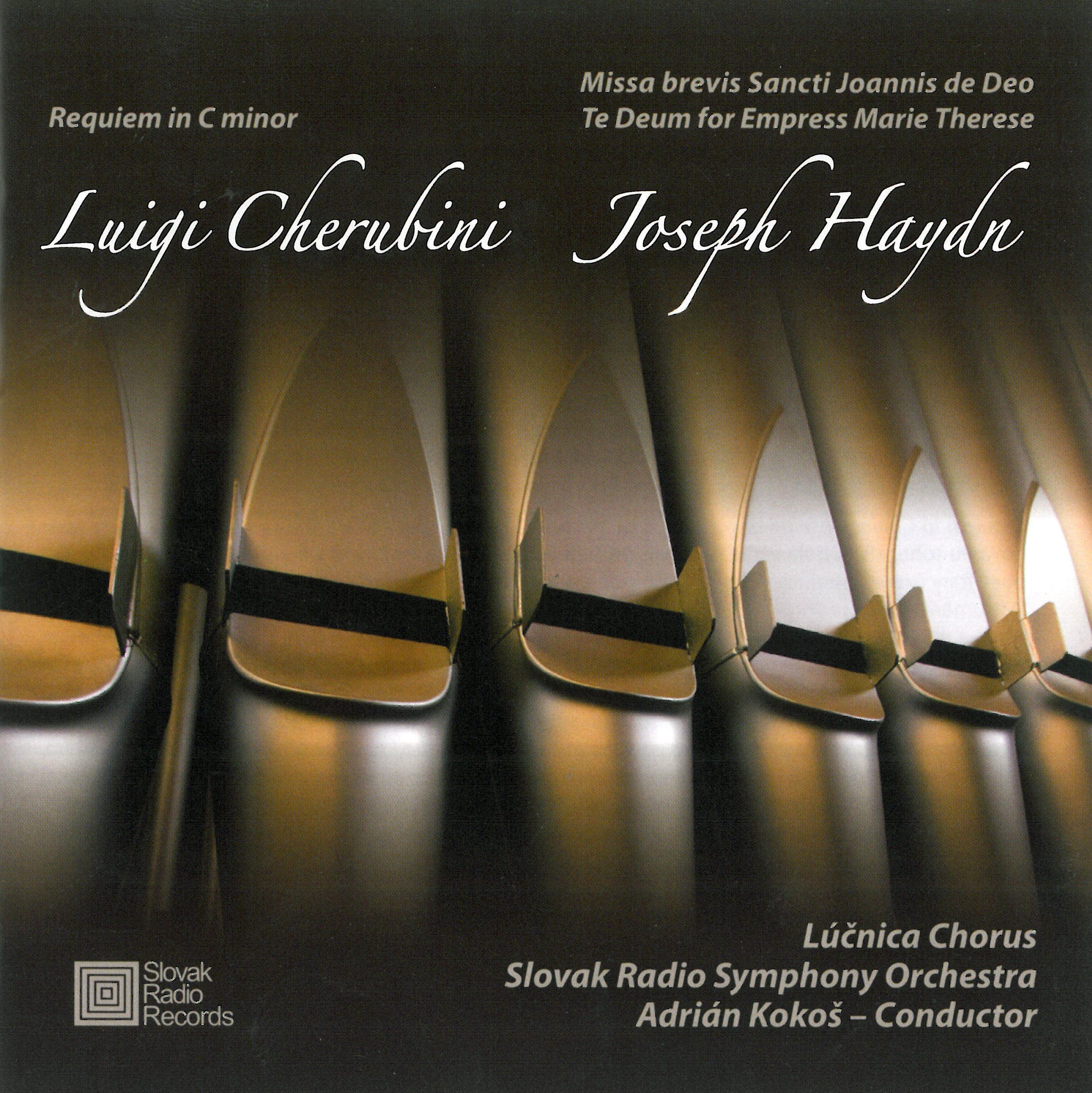 CD Cherubini/Haydn