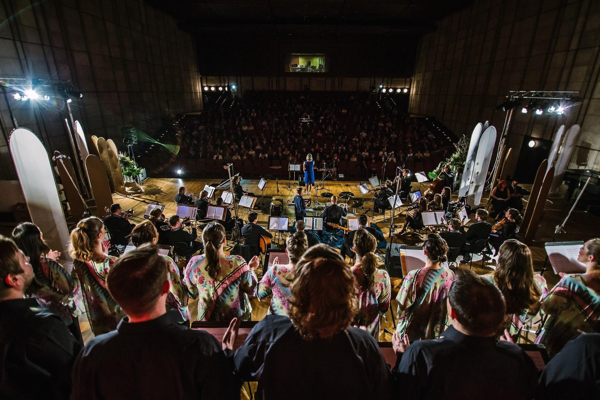 Pocta Eve Kostolányiovej (Veľké koncertné štúdio Slovenského rozhlasu, Bratislava), foto(c) Marko Erd photography