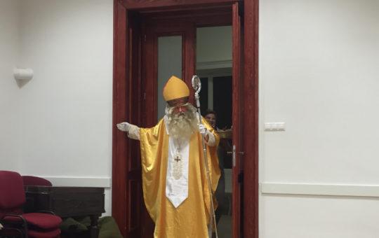 Svätý Mikuláš zavítal do Lúčnice