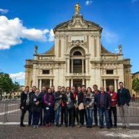 Basilica Santa Maria degli Angeli, Assisi 2017