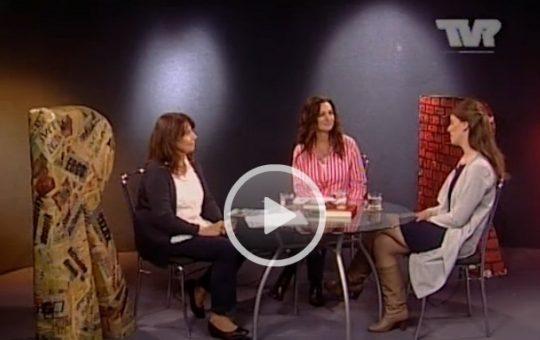Rozhovor s dirigentkou Elenou Matušovou v TV RUŽINOV