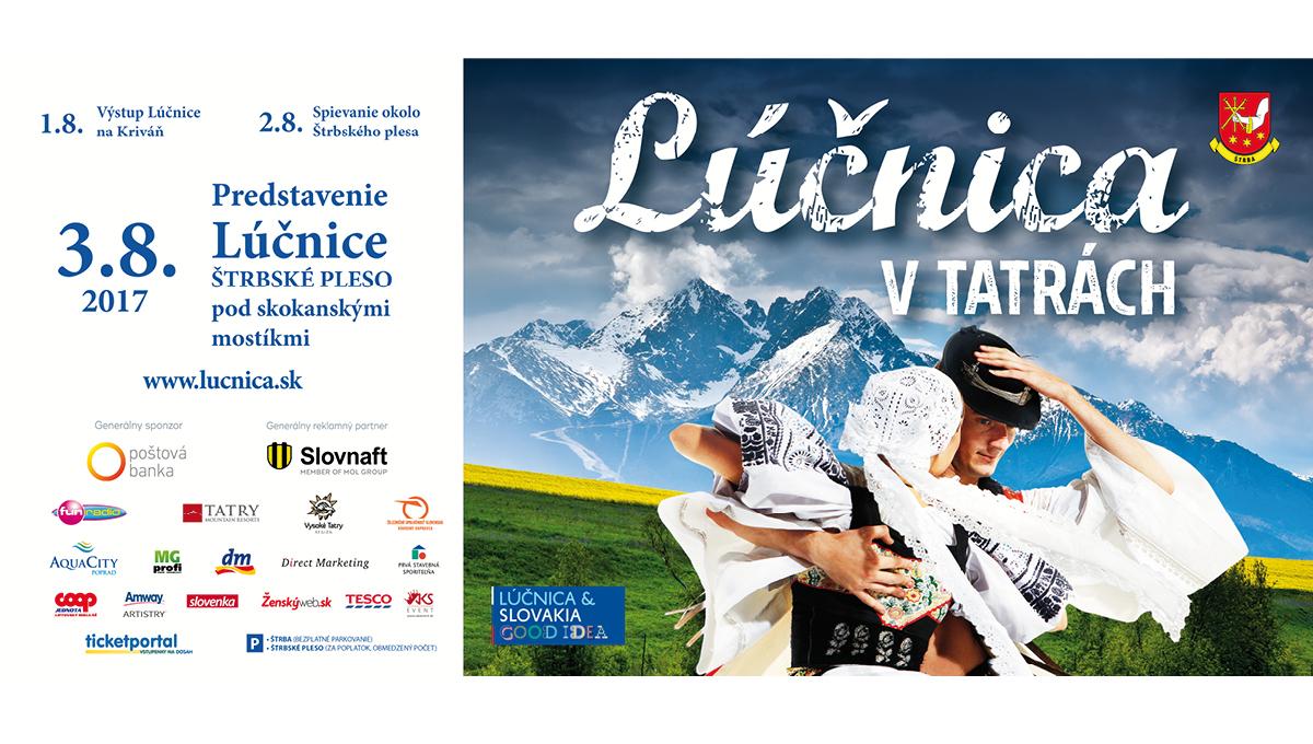 Lúčnica v Tatrách  |  31. 7. – 4. 8. 2017