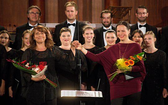 Recenzia na koncert Speváckeho zboru v Olomouci 01.10.2017