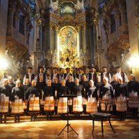 Vianočný koncert v Peterskirche Wien - 17.12.2017