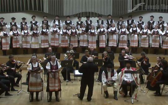 Záznam Vianočného koncertu Slovenského komorného orchestra a Speváckeho zboru Lúčnica 10.12.2017