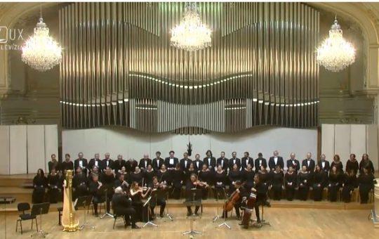 TV LUX – záznam zo Slávnostného koncertu k 30. výročiu sviečkovej manifestácie 25.3.2018