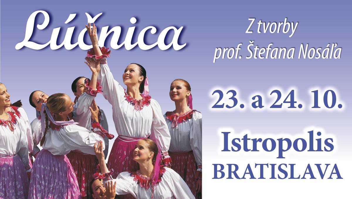 Predstavenia: 23. a 24. októbra 2018 – Istropolis, Bratislava